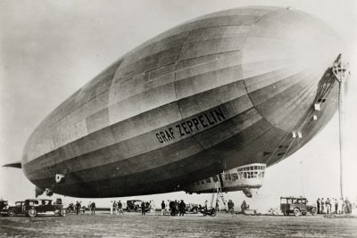 On This Day: Graf Zeppelin completes around-the-world flight