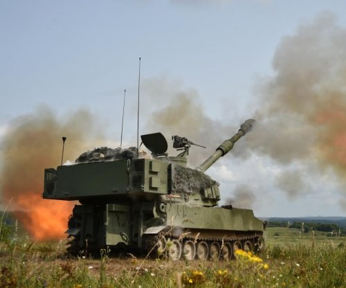 Saab producing artillery training rounds for unidentified client