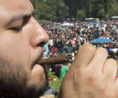 College students choose pot over booze in states where it's legal