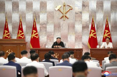Kim Jong Un calls for 'emergency measures' to repair typhoon damage