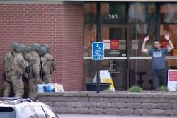 Suspect arrested following 8-hour hostage situation at Minn. bank