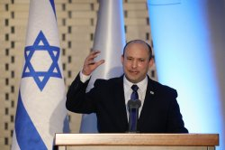 Israeli PM Naftali Bennett says patience with Hamas 'has run out'