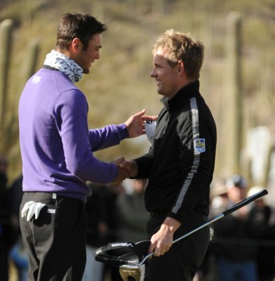 Kaymer is golf's new No. 1; Woods now 5th
