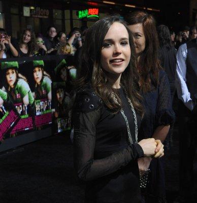 Police investigating Ellen Page Twitter threats