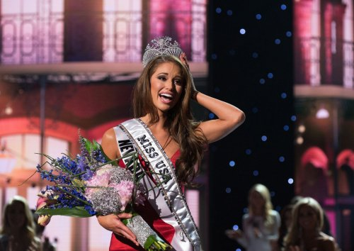 Miss USA Nia Sanchez doesn't know the capital of her own home state