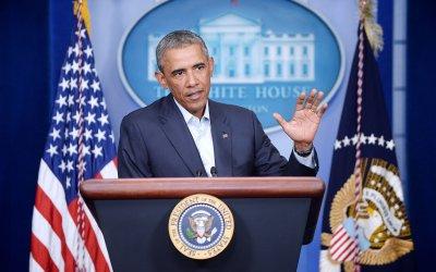 President Obama speaks on Iraq and Ferguson