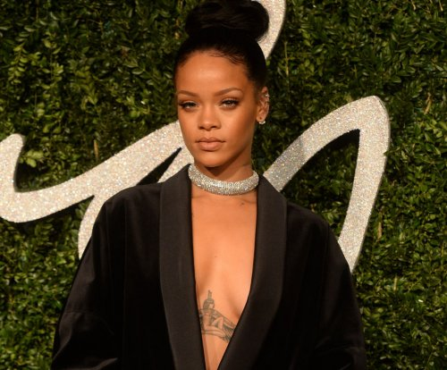 Rihanna and Leonardo DiCaprio get flirty at Plaboy mansion