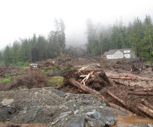 Three workers missing, presumed dead after Alaska landslide
