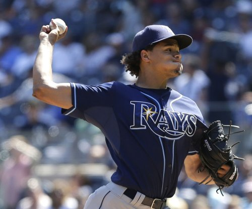 Tampa Bay Rays' Chris Archer finally gets a win