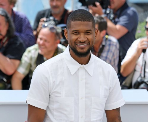Usher tears up in new 'Crash' video