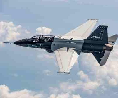 Lockheed inaugurates T-50A ground-training facility