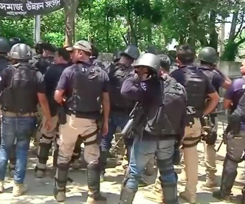 Police: Suspected Dhaka cafe attack 'mastermind' Tamim Chowdhury killed in raid