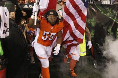 NFL reviewing Cincinnati Bengals LB Vontaze Burfict's low hit