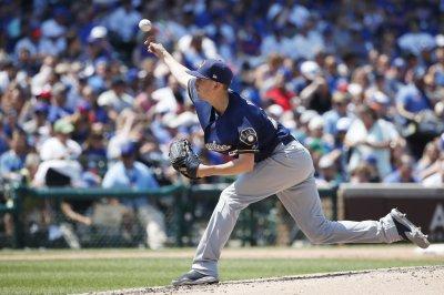 Milwaukee Brewers blast Chicago Cubs