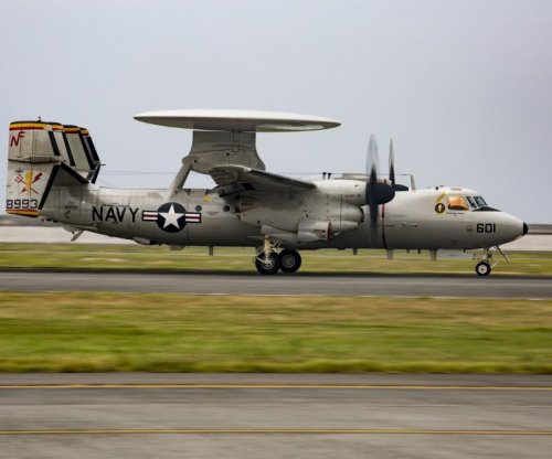 Northrop Grumman to repair technology on Hawkeye aircraft
