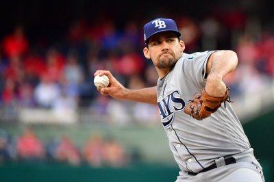 Rays trade Nathan Eovaldi to Red Sox in exchange for Jalen Beeks