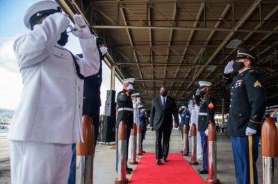 Defense Secretary Lloyd Austin calls for military 'integrated deterrence'
