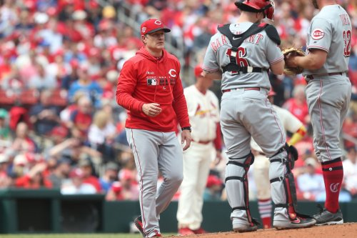 Cincinnati Reds manager David Bell given 2-year contract extension