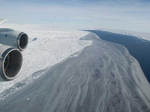 美国宇航局为极地冰盖研究做准备