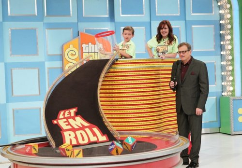 Kids episode of 'Price is Right' taped