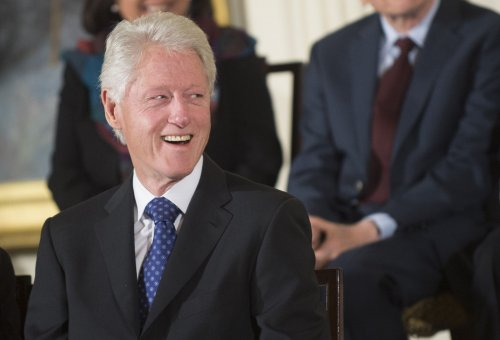 Bill Clinton 'wouldn't be surprised' if aliens visited