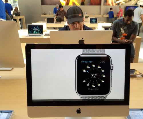 Fake Apple watches in China take a bite out of latest technology