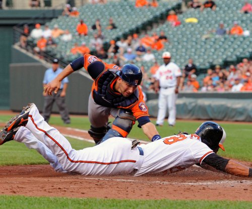 Baltimore Orioles endure Houston Astros