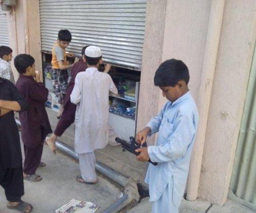 Pakistani critics call one-month toy gun ban insufficient