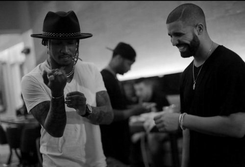 Drake and Future release surprise mixtape 'What A Time To Be Alive'