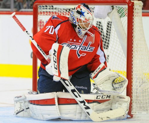 Braden Holtby stops 33 shots as Capitals top Habs