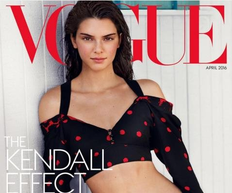 Kendall Jenner lands special edition of Vogue