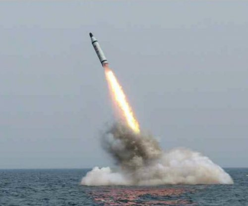 North Korea's sub-launched missile exploded midair, Seoul says