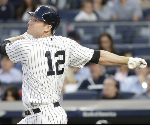 Chase Headley ends home run drought, lifts New York Yankees