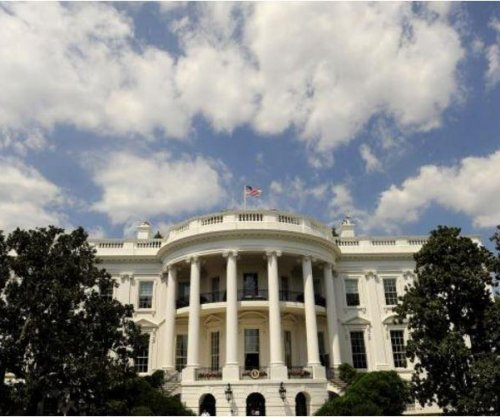 White House on lockdown after object thrown over fence
