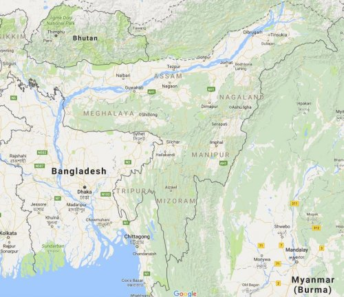 At least 12 killed in Assam, India, market attack
