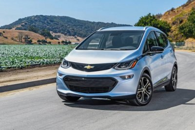 Chevy Bolt beat Tesla Model 3 on charge range