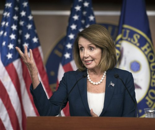Democrats re-elect Nancy Pelosi as House minority leader