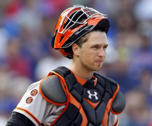Buster Posey's walk-off pickoff moves San Francisco Giants past Los Angeles Dodgers