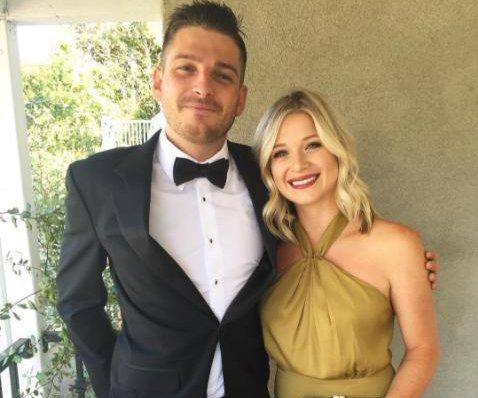 Talan Torriero of 'Laguna Beach' expecting son