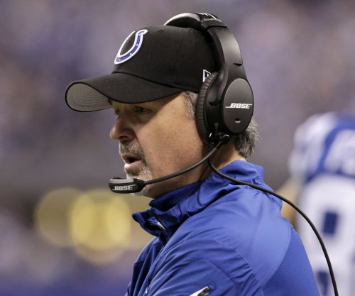 Indianapolis Colts: Chuck Pagano worried about team's inconsistency