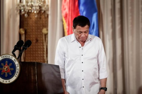 Duterte security guard found dead near Philippine presidential palace
