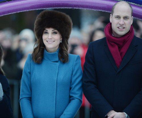 Prince William, Kate Middleton visit Norway
