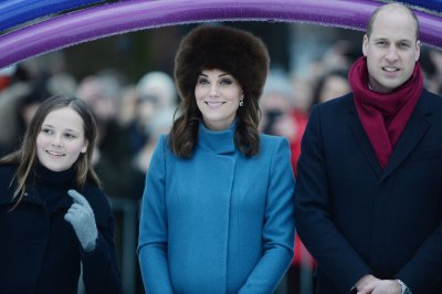 Prince William, Kate Middleton visit Norway
