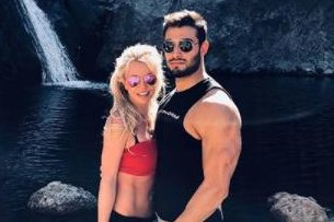 Britney Spears on boyfriend Sam Asghari: 'Every day he inspires me'