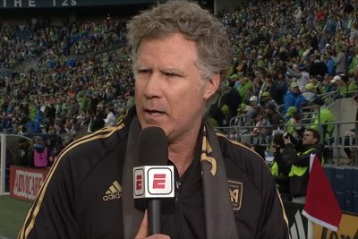 Will Ferrell channels Ron Burgundy as MLS commentator