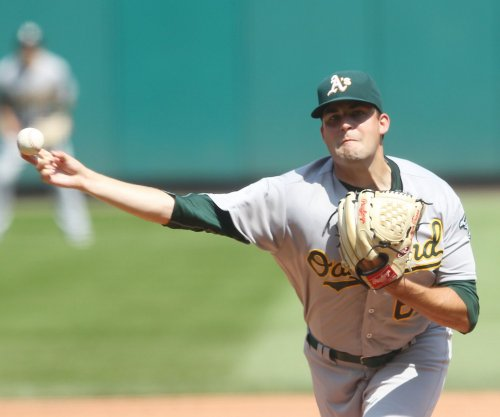 A's hope to keep momentum going vs. Rangers