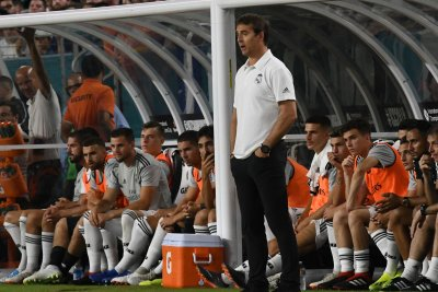 Real Madrid coach Lopetegui: Remaking team without Ronaldo is 'exciting'