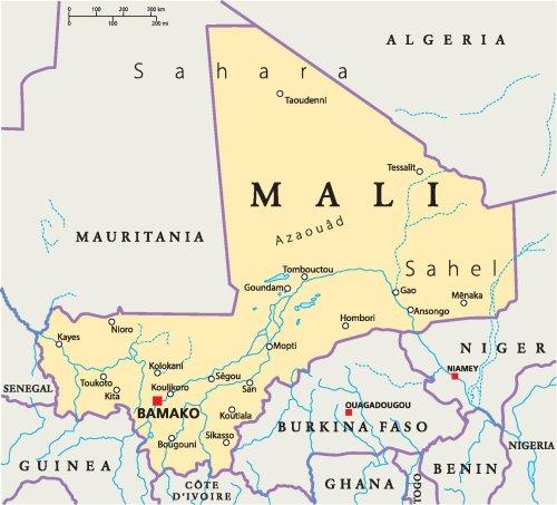 Gunmen kill 38 people in Mali sectarian attack