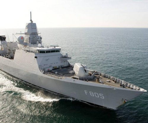 Dutch ship to join British carrier strike group in first deployment