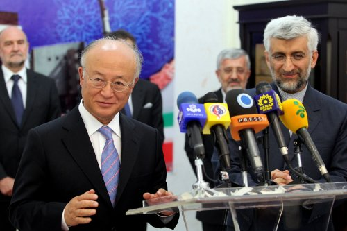 Iran signals suggest nuke deal in Baghdad